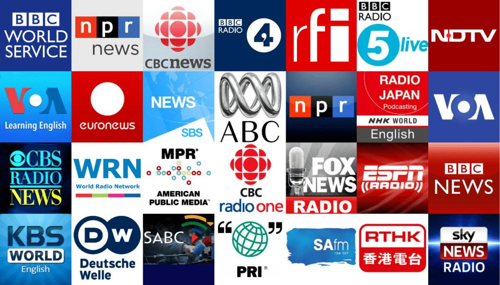 Učenje engleskog jezika uz slušanje radio