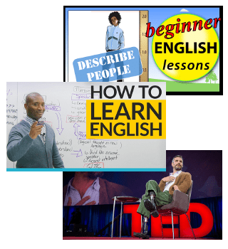Learn English at home